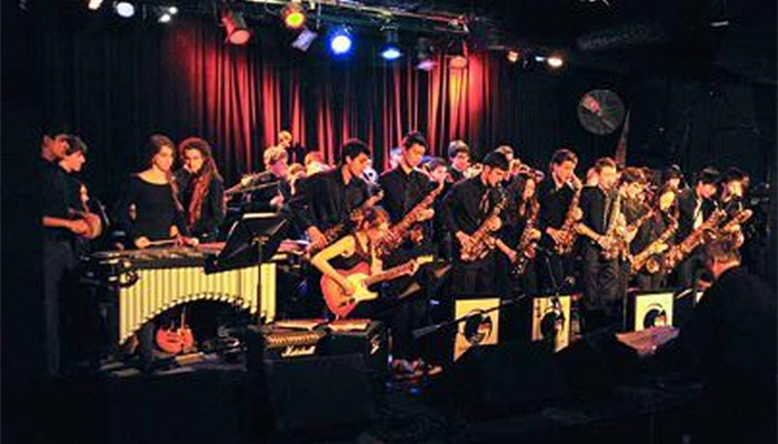 GBS Jazz Band Helps Raise Money for Hunger Relief in Chicago
