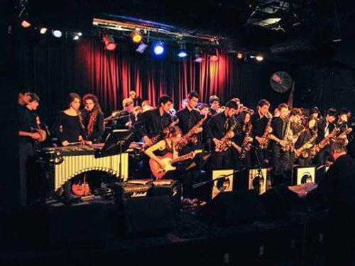 GBS Jazz Helps Raise Money for Hunger Relief